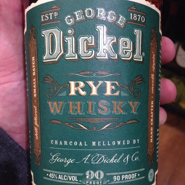 Rye Whisky NV