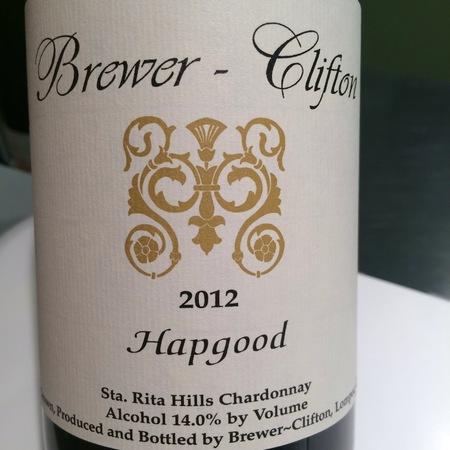 Brewer-Clifton Hapgood Sta. Rita Hills Chardonnay NV