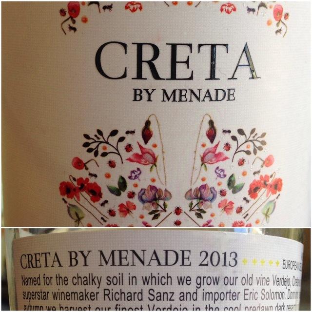Creta Old Vines Verdejo 2013