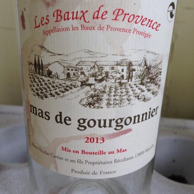 Les Baux-de-Provence Rosé Grenache Blend 2015