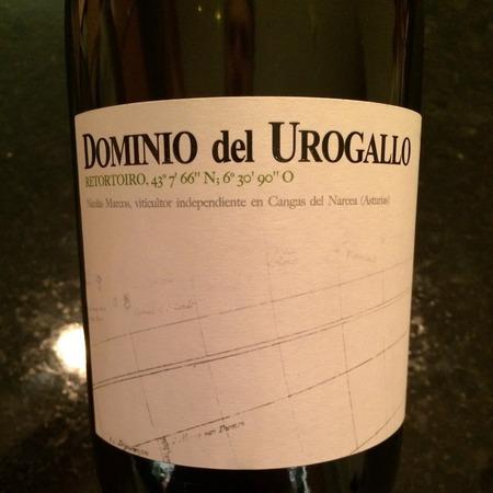 Dominio Del Urogallo Retortoiro Red Blend 2013