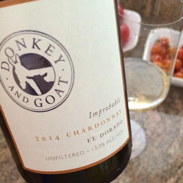 Improbable El Dorado Chardonnay 2014