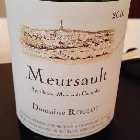 Domaine Roulot Meursault Chardonnay 2014