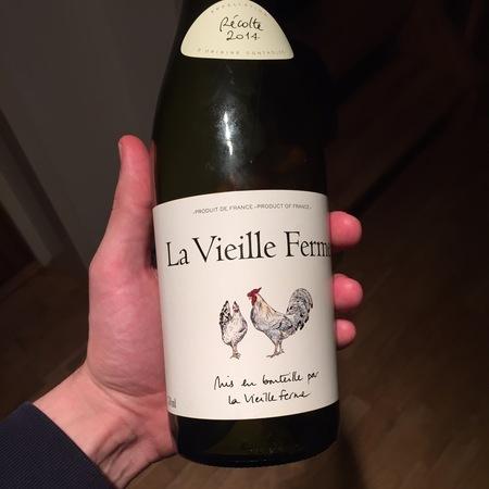 La Vieille Ferme (Perrin & Fils) La Vieille Ferme Rouge Red Rhone Blend 2014