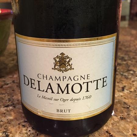 Delamotte Brut Champagne Blend NV