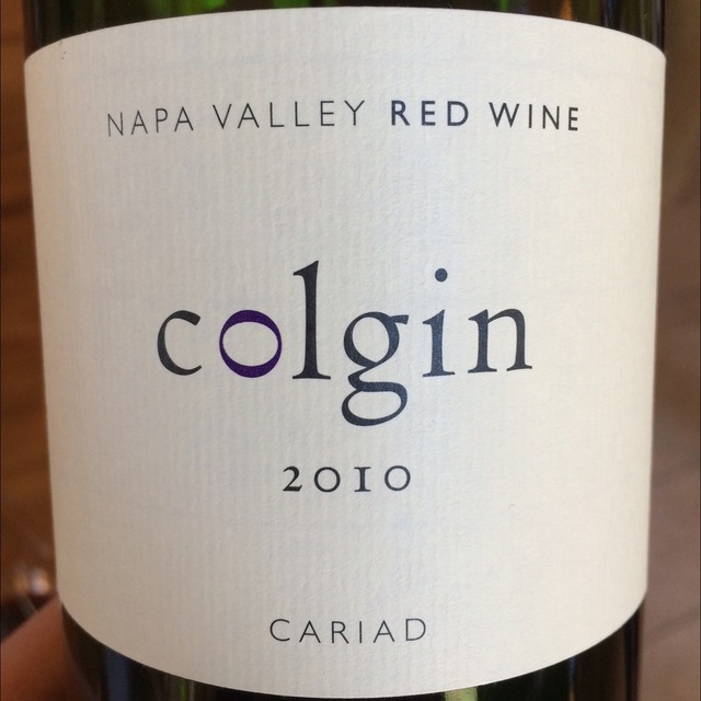 Cariad Napa Valley Red Blend 2010