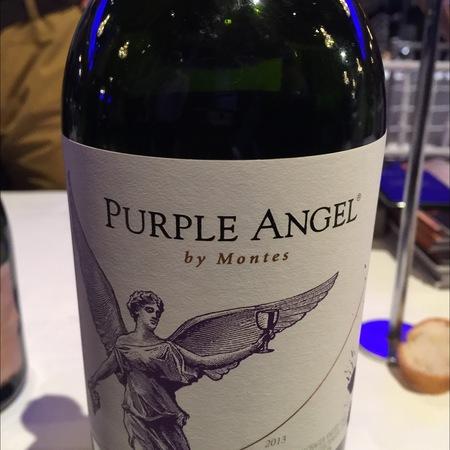 Montes Purple Angel Colchagua Valley Carménère Petit Verdot 2013