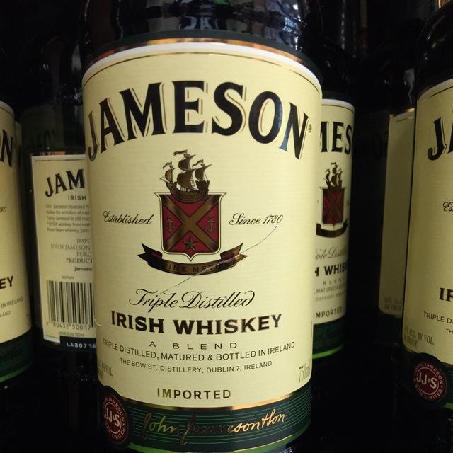 Irish Whiskey NV (375ml)