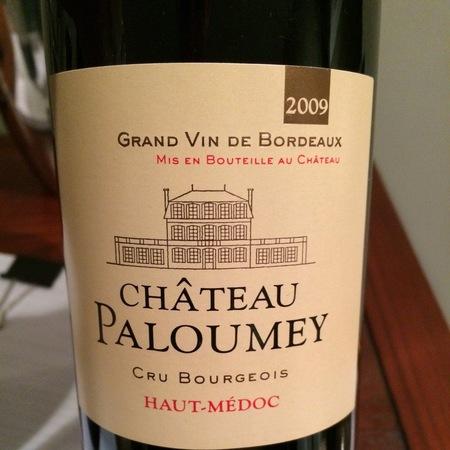Château Paloumey Haut-Médoc Red Bordeaux Blend 2010