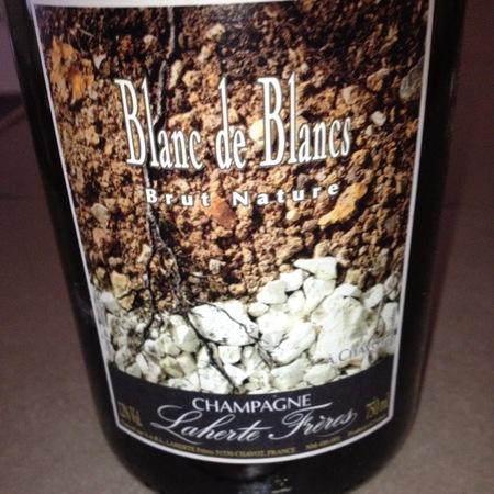 Laherte Frères Brut Nature Blanc de Blancs Champagne Chardonnay NV (1500ml)