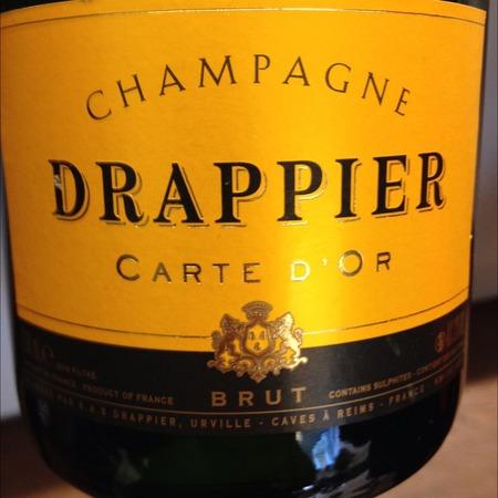 Drappier Carte d'Or Brut Champagne Blend NV