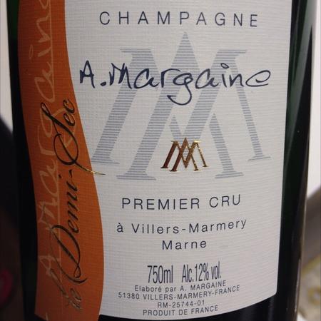 A. Margaine Le Brut 1er Cru Champagne Blend NV
