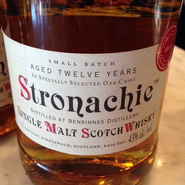 Aged 12 Years Single Malt Scotch Whisky NV