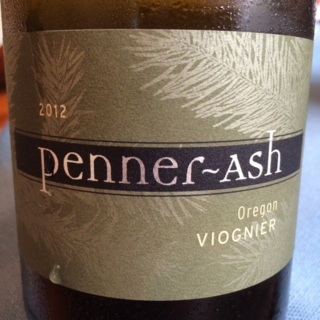 Penner-Ash Oregon Viognier 2016