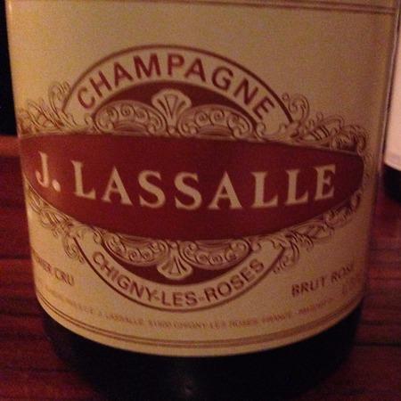 J. Lassalle Brut Rosé 1er Cru Champagne Blend (1500ml)