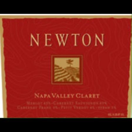 Newton Claret Napa County Cabernet Sauvignon Blend
