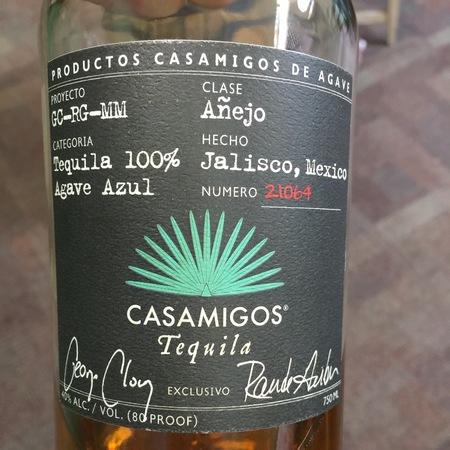 Casamigos  Añejo Tequila  NV (375ml)