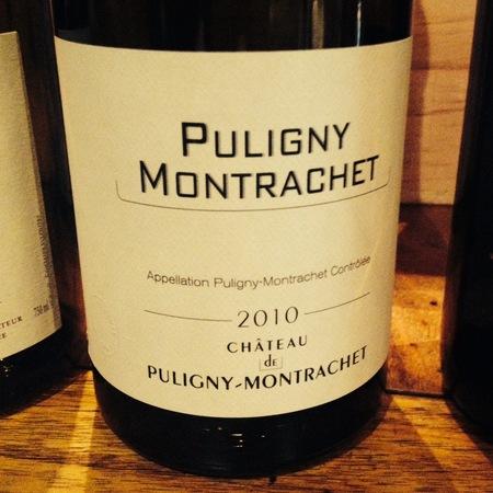 Château de Puligny-Montrachet Puligny-Montrachet Chardonnay 2014