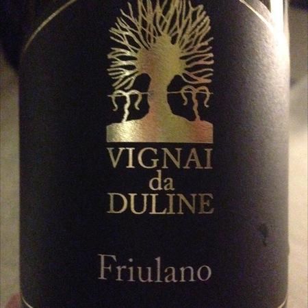 Vignai da Duline Friulano 2014