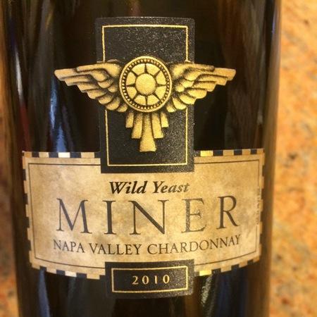 Miner Family Wild Yeast Napa Valley Chardonnay 2010