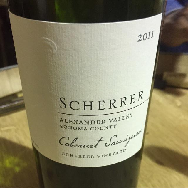 Alexander Valley Cabernet Sauvignon 2011