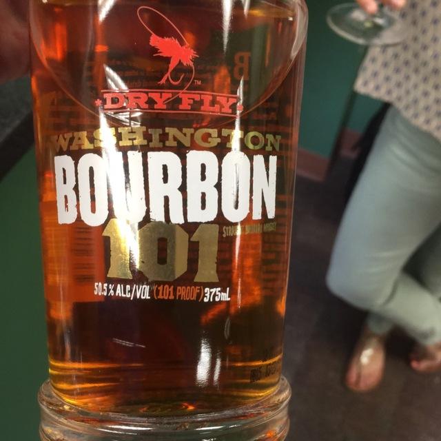 101 Washington Bourbon Straight Whiskey NV