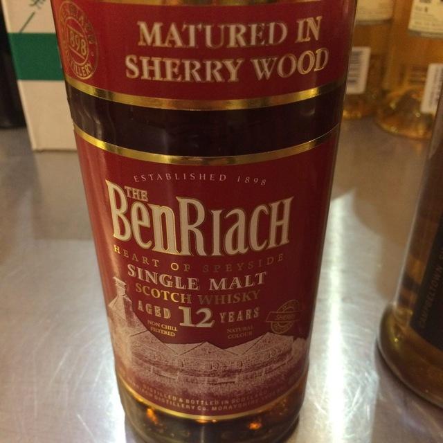 12 Years Old  Single Malt Scotch Whisky  NV