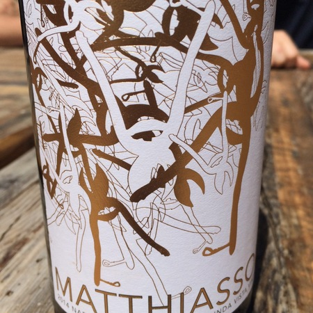 Matthiasson Linda Vista Vineyard Chardonnay 2014
