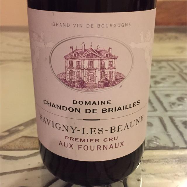 Aux Fournaux Savigny-lès-Beaune 1er Cru Pinot Noir 2013