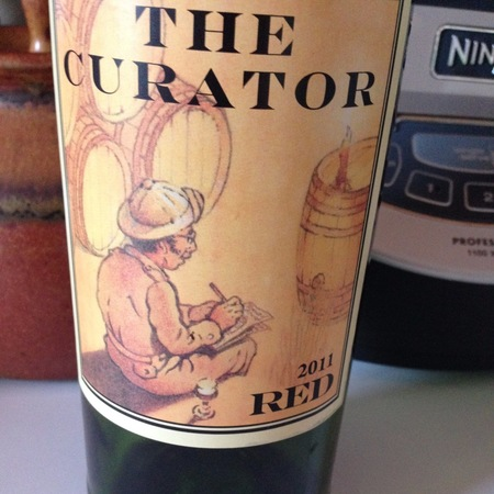 A.A. Badenhorst Family Wines The Curator Red Blend 2013