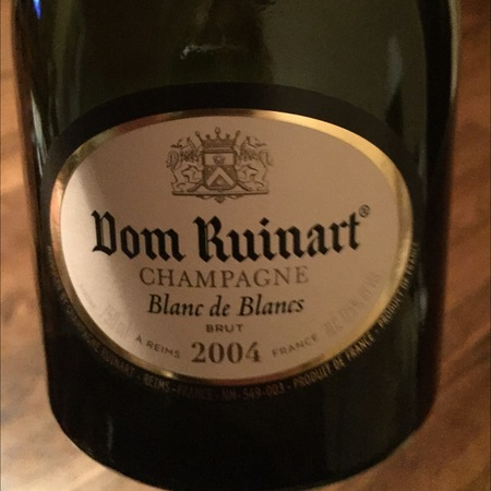 Ruinart Dom Ruinart Brut Blanc de Blancs Champagne Chardonnay NV