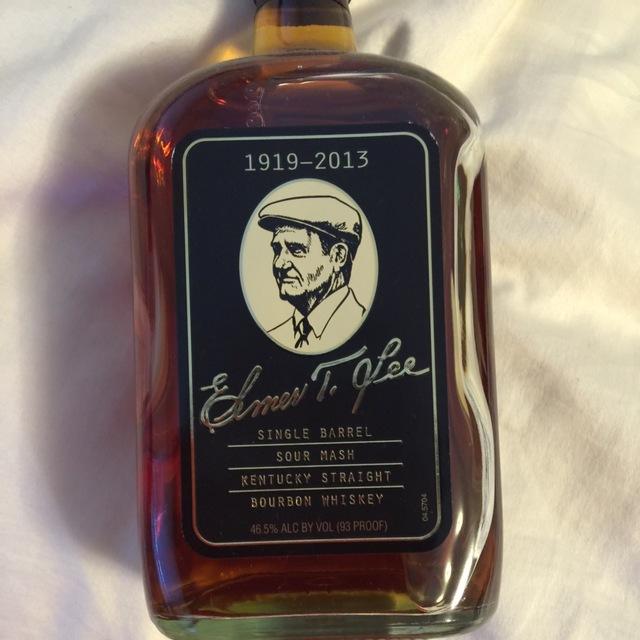 Single Barrel Sour Mash Kentucky Straight Bourbon Whiskey NV
