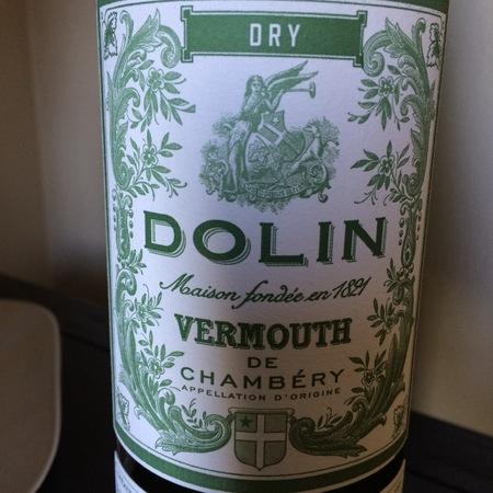 Maison Dolin & Cie Dry Vermouth de Chambéry