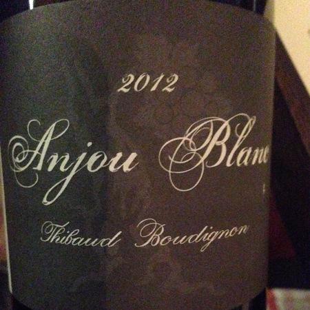 Thibaud Boudignon Anjou Chenin Blanc 2015