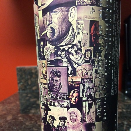 Orin Swift Abstract California Grenache Blend 2015