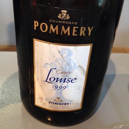 Pommery Cuvée Louise Brut Champagne Blend 1999