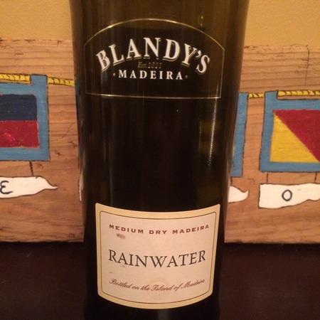 Blandy's Medium Dry Rainwater Madeira NV