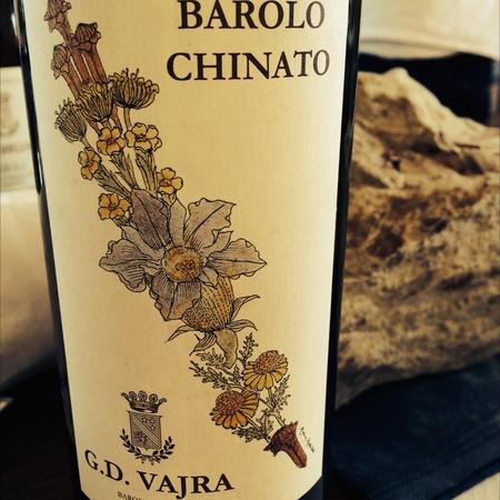 G.D. Vajra Barolo Chinato Nebbiolo NV