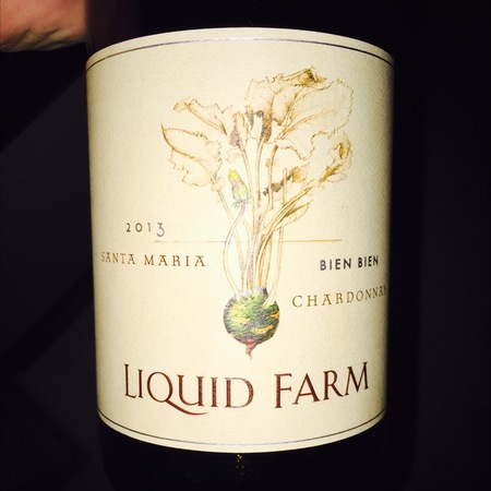 Liquid Farm Bien Bien Santa Maria Chardonnay 2014