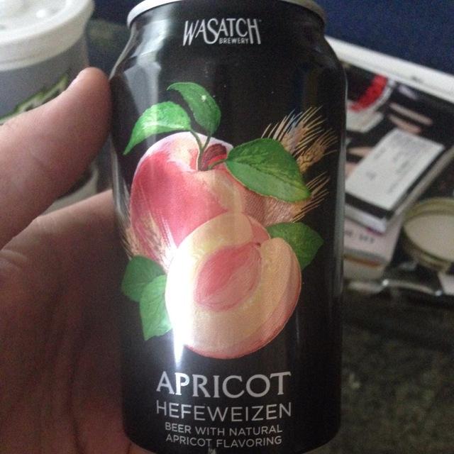 Apricot Hefewizen  NV
