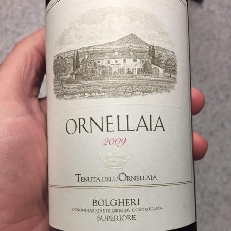 Tenuta dell'Ornellaia Bolgheri Red Bordeaux Blend 2013