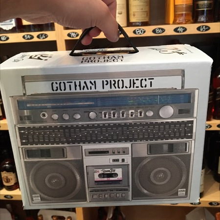Gotham Project Boom Box Rosé Blend (3000ml)