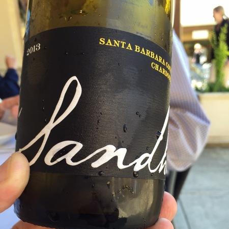 Sandhi Wines Santa Barbara County Chardonnay 2013