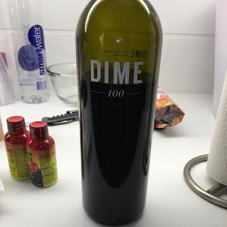 Winc Dime 100 Reserve Napa Valley Red Bordeaux Blend 2013