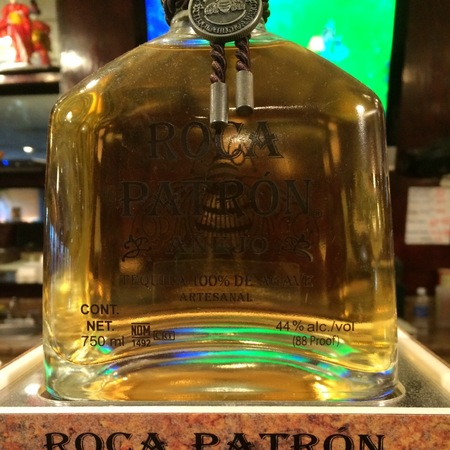 Roca Patron Añejo Tequila de Agave NV