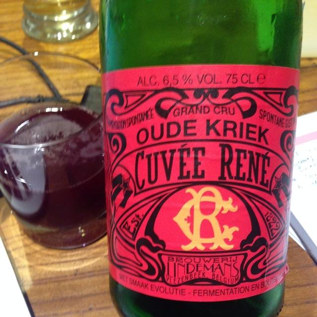 Cuvée René Oude Kriek NV
