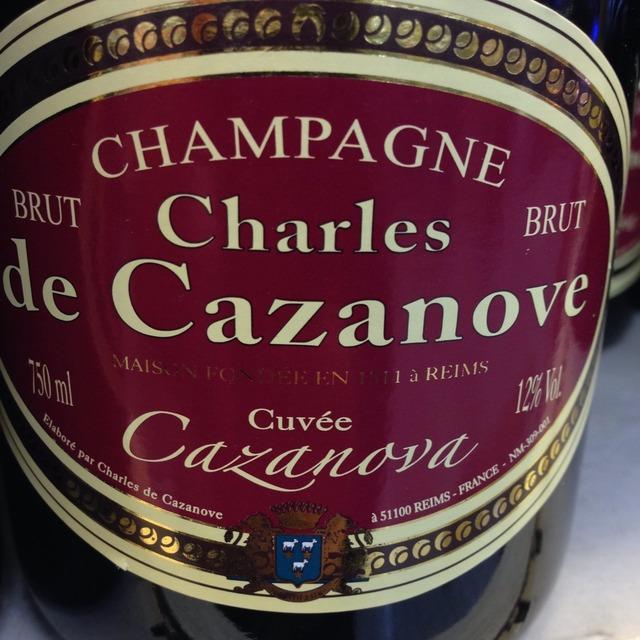 Brut Champagne Blend NV (1500ml)