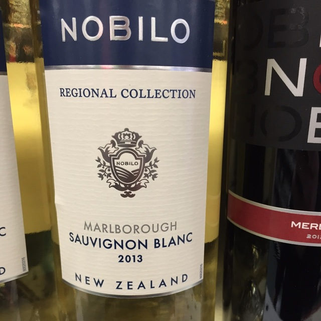 Regional Collection Marlborough Sauvignon Blanc 2014