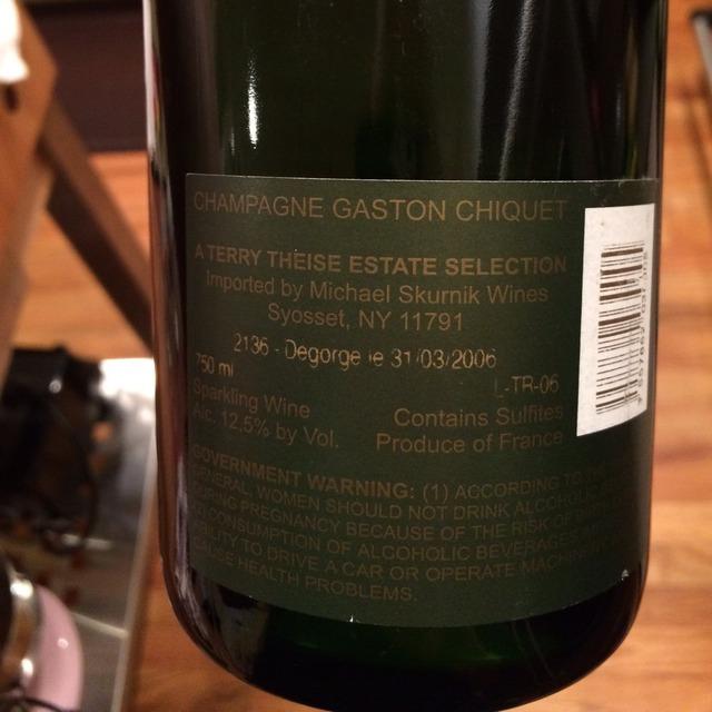 Tradition Brut Champagne NV (375ml)
