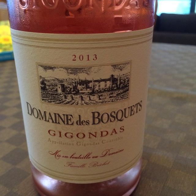 Gigondas Red Rhône Blend 2013
